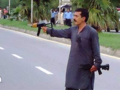 اسلام آبادفائرنگ: سکندر سے برآمد ہونیوالے اسلحہ کے کیمیائی تجزیہ کا فیصلہ
