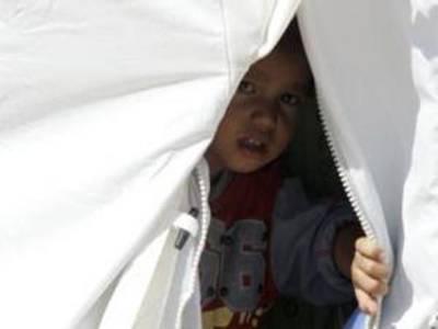 شام میں بدامنی کی وجہ سے نقل مکانی کرنیوالوں کی تعداد20لاکھ سے تجاوز کرگئی