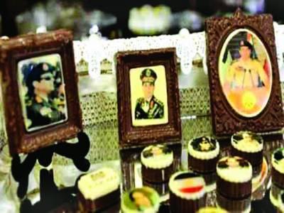 مصر میں جنرل عبدالفتاح السیسی کے نام پر اشیاءکی فروخت