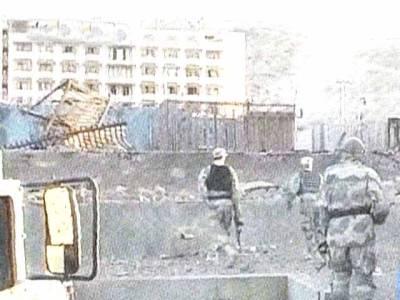 افغانستان کے صوبہ ہرات میں امریکی قونصل خانے پرخودکش حملہ اور فائرنگ ، تین اہلکار جاں بحق