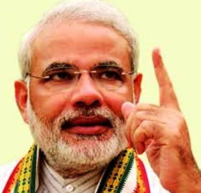 سانحہ گجرات کے 'ہیرو' نریندر مودی بھارتی وزارت عظمیٰ کے امیدوار نامزد