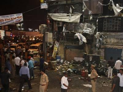 بھارت میں دھماکہ ، 8 افراد ہلاک,10 زخمی