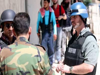 شام میں کیمیائی ہتھیاروں کے استعمال سے متعلق اقوام متحدہ کی رپورٹ تیار