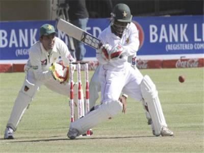 ہرارے ٹیسٹ: زمبابوے نے دوسرے ٹیسٹ میں پاکستان کو شکست دیدی