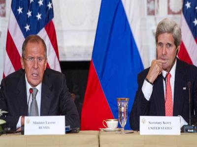 طاقت کے استعمال کے بغیر شام کے کیمیائی ہتھیار تلف کرنے پر امریکہ اور روس متفق ہوگئے