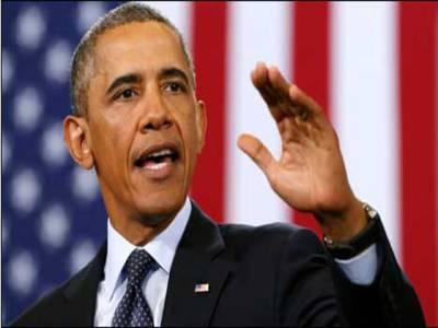 شام میں فوجی حملے کا آپشن موجود ہے:اوباما