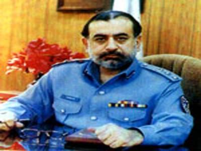 سانحہ پشاور، ناصردارنی آئی جی پولیس خیبرپختونخواہ تعینات