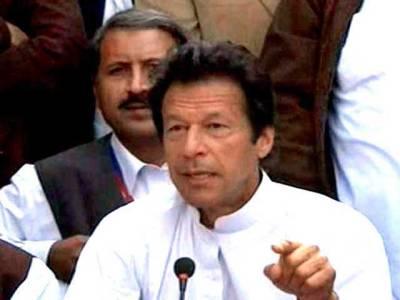 سانحہ پشاور مسیحی برادری کے خلاف نہیں پورے پاکستان کے خلاف ہے: عمران خان