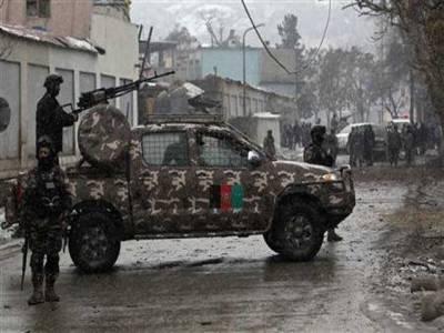 افغانستان میں سڑک کنارے نصب پھٹنے سے چار امریکی فوجی ہلاک