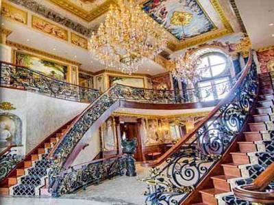 سالگرہ پر بیوی کو 17.8ملین ڈالرز کے محل کا تحفہ