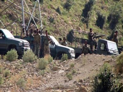 وانامیں سیکیورٹی فورسز پر خودکش حملہ ، دواہلکار شہید