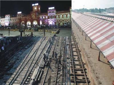 ہندوستان کے گورکھ پور ریلوے سٹیشن کو دنیا کا لمبا ترین ریلوے سٹیشن قرار دے دیا گیا