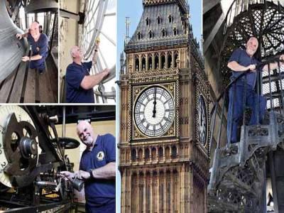 برطانیہ میں گھڑیاں ایک گھنٹہ پیچھے
