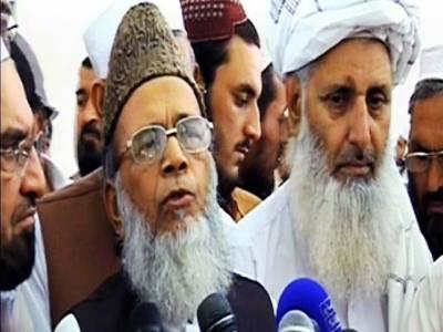 نیک پخیل امن جرگے نے منورحسن پر مقدمے کا مطالبہ کردیا
