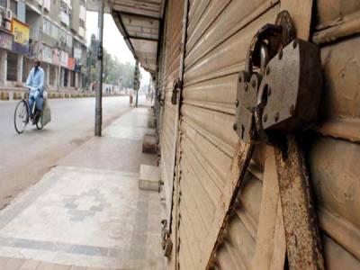 پاکستان پروٹیکشن آرڈیننس کیخلاف اندرون سندھ میں ہڑتال