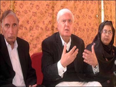 سیاسی شہادت میں عمران خان کی مدد کریں گے:آفتاب شیر پاﺅ