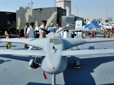 مقامی طورپرتیارکیے گئے بغیر پائلٹ طیارے پاک فوج اور فضائیہ کے فلیٹ میں شامل