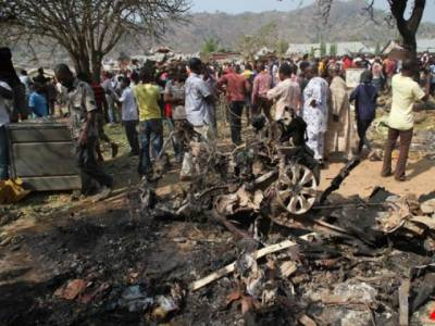 نائیجیریا میں فائرنگ ،37افراد ہلاک