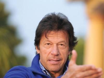 ن لیگ وعدے پورے کرنے کے بجائے ہم پر تنقید کر رہی ہے:عمران خان