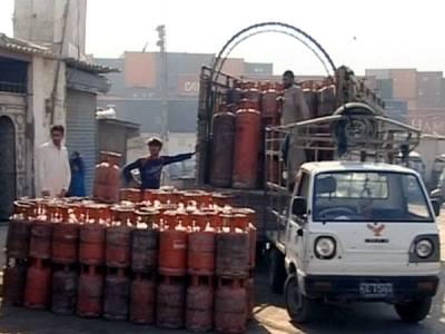 ایل پی جی کی قیمت میں 46 روپے کلو اضافہ