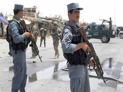 افغانستان : پولیس سٹیشن پر خود کش حملہ، چار پولیس اہلکار ہلاک اور 17زخمی