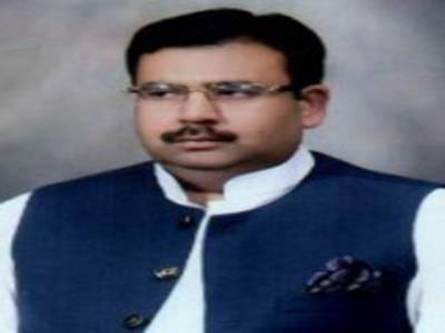 تحریک انصاف کے ایم پی اے مین ہول میں گر کرزخمی