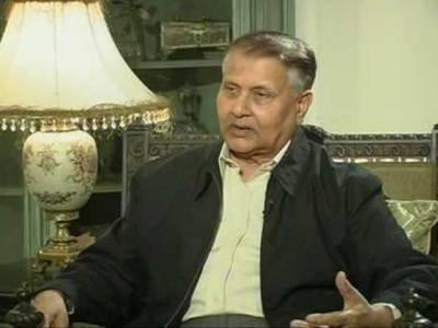 طالبان سربراہ ملافضل اللہ کو امریکہ اور بھارت کی مدد حاصل ہے: اسلم بیگ