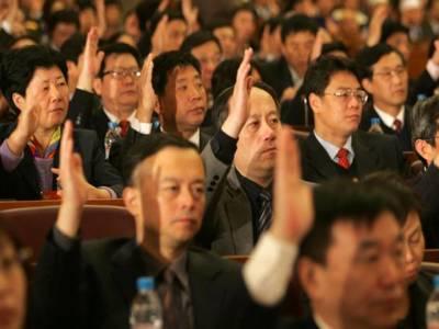 چین میں دھوکہ دہی اور رشوت لینے کے الزامات کے بعد 500سے زائد میونسپل اراکین مستعفی