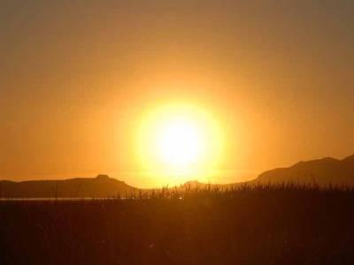 پاکستان میں 2013ءکا آخری سورج سب سے پہلے نارروال میں غروب ہوگیا