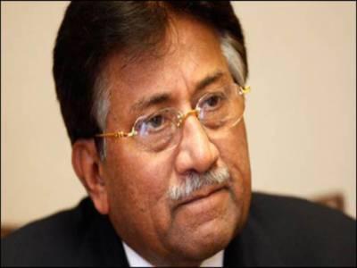 مشرف کوبیرون ملک جانے سے روکنے کے لئے اسلام آبادہائیکورٹ میں درخواست دائر ، جنرل کیانی سابق صدرکا علاج کر رہے ہیں: شجاعت حسین