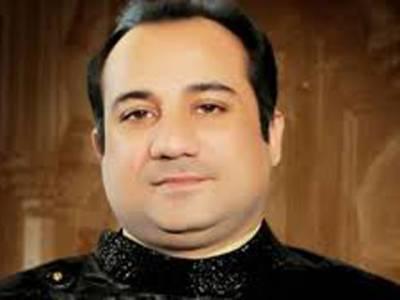 راحت فتح علی خان ٹریفک حادثے میں زخمی