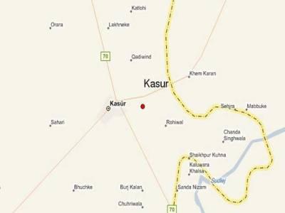مصطفی آباد ٹول پلازہ کے قریب فائرنگ، تحریک انصاف کے رہنماءسمیت 4 افراد جاں بحق