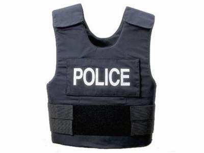 ستائیس ہزار پولیس اہلکار، صرف دوہزار بلٹ پروف جیکٹس