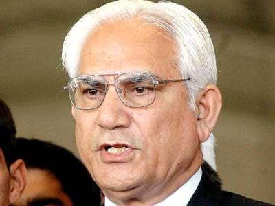 پرویز مشرف کا کل عدالت پیش ہونا مشکل ہے: احمد رضا قصوری