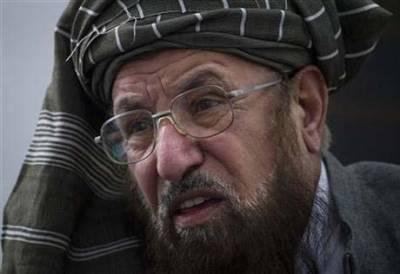 حکومت طالبان سے مذاکرات میں سنجیدہ نظر نہیں آتی: مولانا سمیع الحق