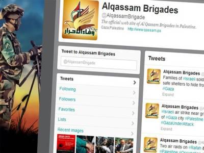 ٹوئٹر انتظامیہ نے 'حماس 'کا اکاﺅنٹ بلاک کردیا