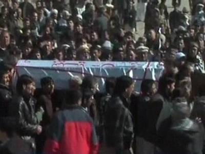 حکومت سے مذاکرات کامیاب، دھرناختم، مستونگ دھماکے میں جاں بحق افراد کی تدفین کردی گئی