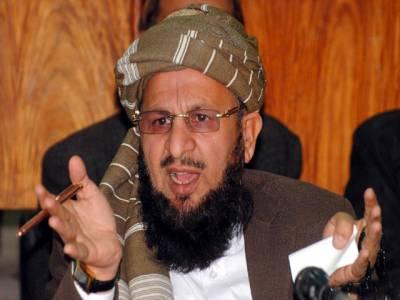 طالبان شوریٰ کا مذاکرات جاری رکھنے کاعندیہ ، ہٹ دھرمی چھوڑدیں ، حکومت اور طالبان دونوں سیزفائرکریں : مولانایوسف شاہ