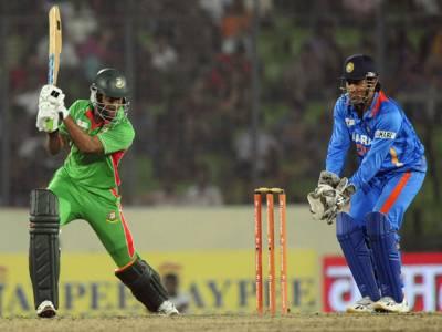 ایشیاکپ: بنگلہ دیش کا بھارت کو جیت کیلئے 280رنز کاہدف