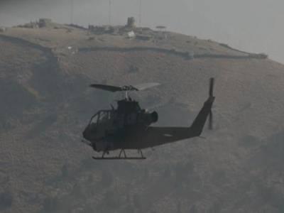 خیبرایجنسی میں گن شپ ہیلی کاپٹروں کی شیلنگ، پانچ دہشتگرد مارے گئے