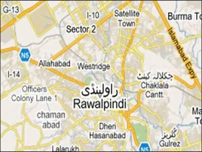 پولیس کا راولپنڈی کے مختلف علاقوں میں سرچ آپریشن ، 15مشکوک افراد گرفتار