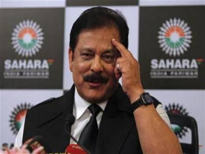 بھارتی ٹیم کے سابق سپانسر اور سہاراگروپ کے سربراہ سبراتورائے گرفتار