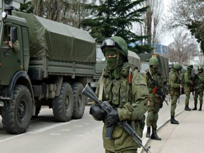 روس کی مداخلت کے بعد یوکرائن نے ریزروفوج طلب کرلی