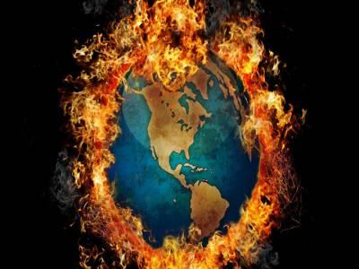گلوبل وارمنگ سے بداخلاقی، قتل ،ڈکیتیوں میں اضافہ ہوگا