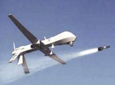 امریکی ڈرون طیارے نے پانچ افغان فوجی 'بھون ' دیئے