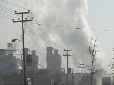 صنعتی علاقوں میں ماحولیاتی آلودگی زہر قاتل بن گئی