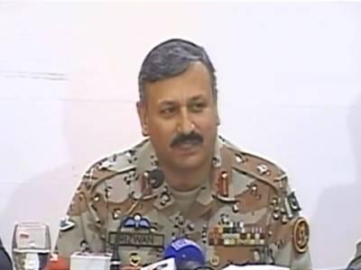 فوج بلانے کے مطالبات سنتے ہیں ، کراچی میں امن کیلئے نظام کو درست کرناہوگا، کاغذ کے ٹکڑے سے اختیارات نہیں مل سکتے :ڈائریکٹرجنرل سندھ رینجرز رضوان اختر