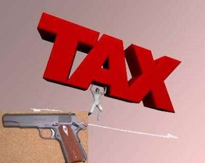 ٹیکس پیئرز آنر رکارڈ رکھنے والوں کو خود کار اسلحہ ساتھ رکھنے کی اجازت دینے کا فیصلہ