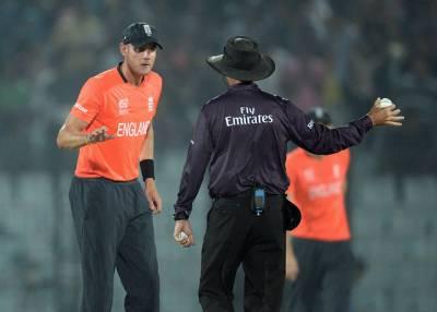 ٹی 20 ورلڈکپ: سری لنکا کے خلاف سلو اوور ریٹ پر انگلینڈ کی ٹیم کو جرمانہ