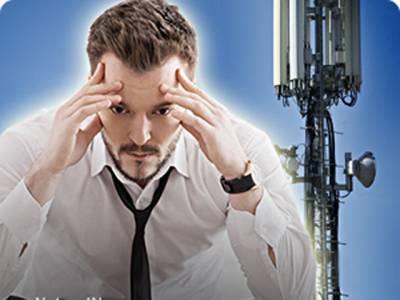 موبائل ٹاورز انسانی بھیجا'فرائی'کرنے لگے